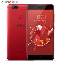 努比亚 Z17mini 炫红色 4GB+64GB 移动联通电信4G手机 双卡双待产品图片主图