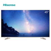 海信 LED45M5010U 45英寸炫彩4K智能电视14核配置 VIDAA4.0丰富影视教育资源(香槟金)