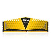 威刚 XPG Z1 DDR4 3000 8GB 台式机高频内存 金色