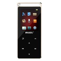 锐族 )D01 8G  黑色  带触摸MP3/MP4  无损音乐播放器  有屏迷你产品图片主图