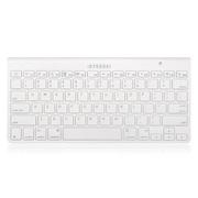 现代 HY-BTA8 剪刀脚结构蓝牙键盘 白色