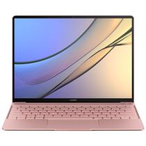 华为 MateBook X 13英寸超轻薄笔记本电脑(i5-7200U 8G 256G Win10 内含拓展坞)玫瑰金产品图片主图