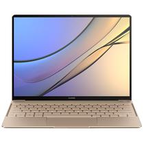 华为 MateBook X 13英寸超轻薄笔记本电脑(i7-7500U 8G 512G Win10 内含拓展坞)金产品图片主图