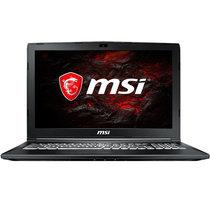 微星 GL72M 7REX-817CN 17.3英寸游戏笔记本电脑(i7-7700HQ 8G 1T+128GSSD GTX1050TI 4G WIN10)黑产品图片主图