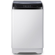 TCL XQB90-1688L 9公斤 全自动波轮洗衣机 泡雾洁净洗(透明黑)产品图片主图