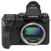富士 GFX 50S 无反中画幅相机 黑色 5140万像素 便捷操控 紧凑轻量 触摸可翻折LCD 高清视频 WIFI产品图片主图