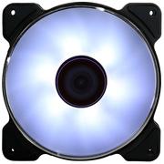 大镰刀 SY1225AK120-FF 白色12cm风扇(LED灯风扇/液压轴承/4pin PWM风扇/400-1500转速)