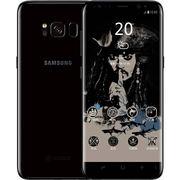 三星 Galaxy S8(SM-G9500)4GB+64GB版 谜夜黑(加勒比海盗定制版)移动联通电信4G手机 双卡双待