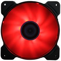 大镰刀 SY1225AK120-FF 红色12cm风扇(LED灯风扇/液压轴承/4pin PWM风扇/400-1500转速)产品图片主图