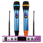 新科 S5200 无线麦克风 无线手持话筒智能蓝牙连接电视K歌
