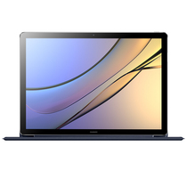华为 MateBook E 12英寸二合一笔记本电脑(i5 4G 256G Win10 内含键盘和扩展坞)太空灰主机/蓝色键盘产品图片主图