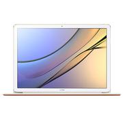 华为 MateBook E 12英寸二合一笔记本电脑(i5 4G 256G Win10 内含键盘和扩展坞)香槟金主机/棕色键盘