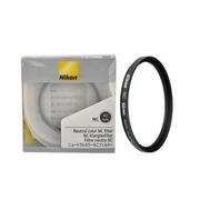 尼康 62mm NC 原装 UV镜 保护镜   60/2.8D 85/1.8D 105/2.8G镜头 滤镜