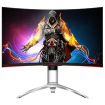 冠捷 爱攻II AG272QCX 27英寸 2K高清 144hz 1800R 大屏曲面全接口游戏电竞升降显示器产品图片主图