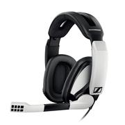 森海塞尔 GSP 301全新封闭式游戏耳机白色