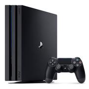 索尼 PlayStation 4 Pro 电脑娱乐游戏主机 1TB(黑色)
