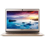 宏碁 SF113 13.3英寸全金属超轻薄笔记本电脑(N3350 4G 128G SSD IPS FHD 蓝牙 指纹识别)日耀金