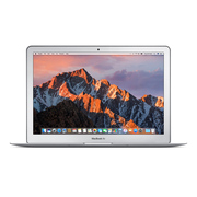 苹果 MacBook Air 13.3英寸澳门金沙国际娱乐电脑 银色(Core i5 处理器/8GB内存/128GB闪存 MQD32CH/A)