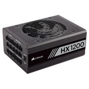 海盗船 额定1200W HX1200 台式机电源(80PLUS白金牌/主动式PFC/全模组/十年质保)
