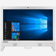 联想 AIO 310 一体机电脑19.5英寸(A6 9200 4G 1T 集显 无线网卡 蓝牙 Win10) 白色