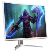 AOC 爱攻II AG322FC 31.5英寸 1800曲度 游戏电竞曲面显示器