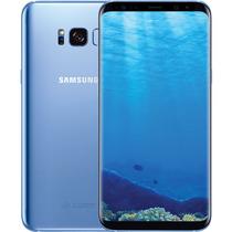 三星 Galaxy S8+(SM-G9550)4GB+64GB版 雾屿蓝 移动联通电信4G手机 双卡双待产品图片主图