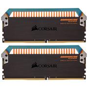 海盗船  统治者铂金 限量特别版 DDR4 3200 32GB(16Gx2条) 台式机内存 CL14