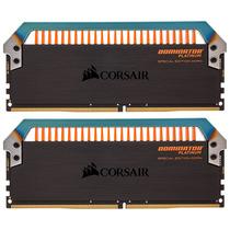 海盗船  统治者铂金 限量特别版 DDR4 3200 32GB(16Gx2条) 台式机内存 CL14产品图片主图
