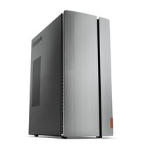 联想 天逸510 Pro 商用台式电脑主机(i3-7100 4G 1T 集显 Win10 Office)产品图片主图