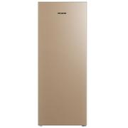 美菱 BD-169C 169升立式冷冻箱 分层存储冰柜 新1级能效 时尚冷柜 全冷冻冰箱(金)