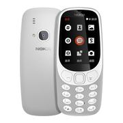 诺基亚 3310 (TA-1030) 灰色 移动联通2G手机 时尚手机 经典复刻 双卡双待