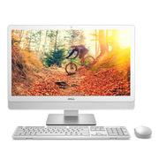 戴尔 灵越3452-R5748W大白23.8英寸一体机电脑(J3710 4G 500G A315 2G独显 FHD DVD 无线键鼠)
