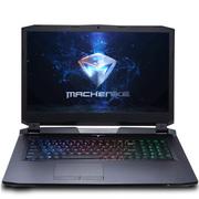 机械师 PX780 17.3英寸i7-7700K/16G/GTX1070 8G游戏笔记本电脑 16G内存/256G固态+1T