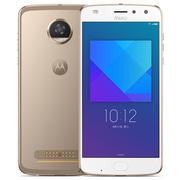 摩托罗拉 z2 play 4G+64G 模块化手机 金色 移动联通电信4G手机 双卡双待