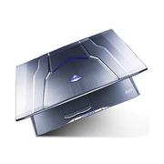 机械师 F117-F6K 游戏本七代i7-7700HQ/8G/256G SSD/GTX1060 6G独显笔记本