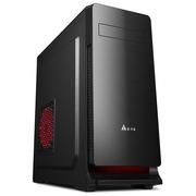 金河田 峥嵘R1 黑 中塔式电脑机箱 (宽体ATX/长显卡/U3/SSD)