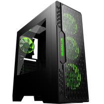大水牛 潘多拉晶 (支持ATX主板/支持双水冷排/七彩呼吸灯/多硬盘支持/U3)产品图片主图