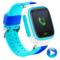 智力快车 Z5 电话手表 儿童定位手表 智能儿童电话手表智能穿戴 儿童智能手表电话 蓝色产品图片1