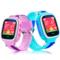 智力快车 Z5 电话手表 儿童定位手表 智能儿童电话手表智能穿戴 儿童智能手表电话 蓝色产品图片2