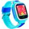 智力快车 Z5 电话手表 儿童定位手表 智能儿童电话手表智能穿戴 儿童智能手表电话 蓝色产品图片4