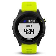 佳明 Forerunner935 多功能GPS心率智能手表 户外跑步实时心率腕表防水智能通知 橄榄黄