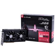 蓝宝石 RX580 4G D5 白金版 OC 1366MHz/7000MHz 4GB/256bit GDDR5 DX12 独立游戏显卡