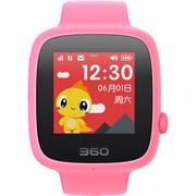360 儿童电话手表 彩色触屏版 防丢防水GPS定位 儿童手机 儿童手表SE 2代 W608 智能彩屏电话手表 樱花粉