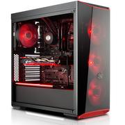 酷冷至尊 MasterBox Lite 5(睿)中塔机箱(ATX主板/前镜面板/大侧透/长显卡/独立电源仓)