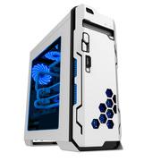 游戏悍将 超级刀锋VP雪装  中塔式机箱 (支持ATX主板/模块化硬盘位/160mm高度散热器/39CM长显卡/大侧透)