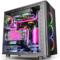 Thermaltake View 31 TG RGB 中塔机箱(3个RGB14cm风扇/240mm宽机架/4mm侧透钢化玻璃*2)产品图片1