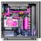 Thermaltake View 31 TG RGB 中塔机箱(3个RGB14cm风扇/240mm宽机架/4mm侧透钢化玻璃*2)产品图片2