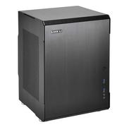 联力 黑色Mini-ITX机箱(全铝外壳/双PCI插槽/双前置USB 3.0接口) PC-Q34B