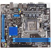 梅捷 SY-H110N 全固版 主板( Intel H110/LGA 1151)
