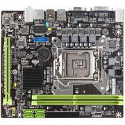 铭瑄 MS-H110M 全固版 主板( Intel H110/LGA 1151)